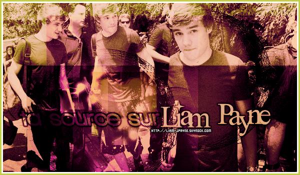 - Bienvenue sur ta source française du chanteur Liam James Payne ! -