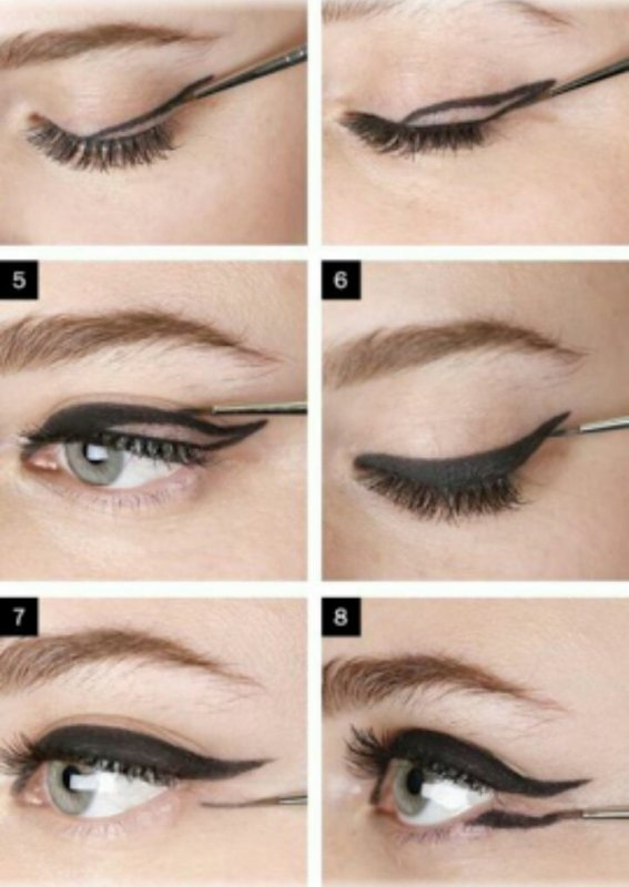 Make up pour  yeux