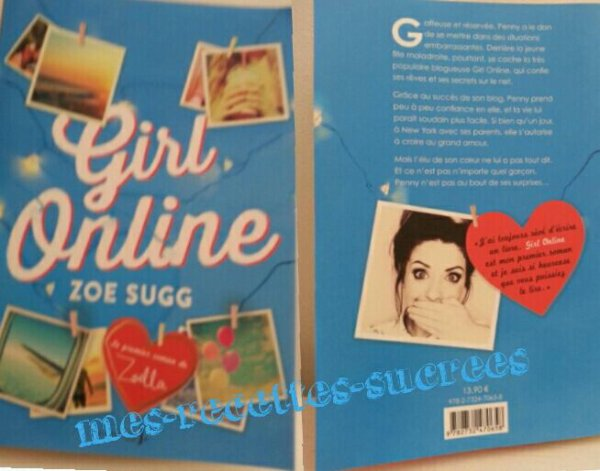 Girl Online ♡ Critique  1