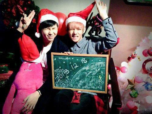 Si le père Noël habite au septième ciel, alors je vais t'y amener VMON