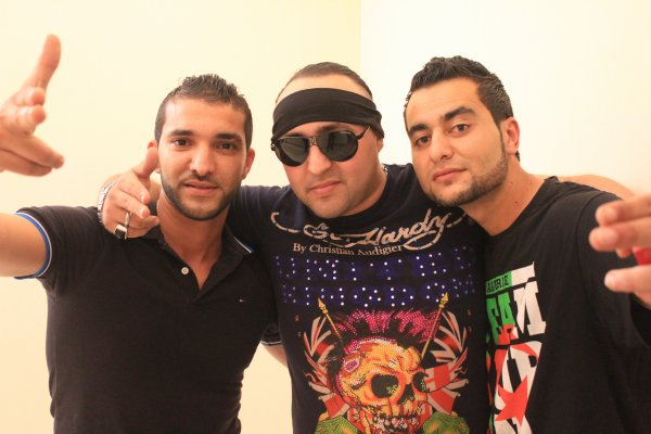 DJ DIDIR, HARAGE MC , DJ MED'S   URBAN BLADI 1
