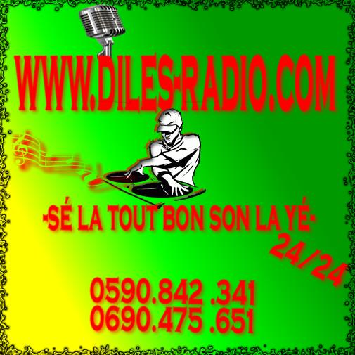 La fanmi écoute sé la tout  bon son la yé www.diles-radio.com