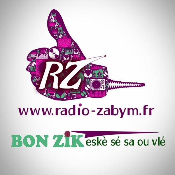 Bon Zik es ké sé sa ou vlé  Ecoute www.radio-zabym.fr
