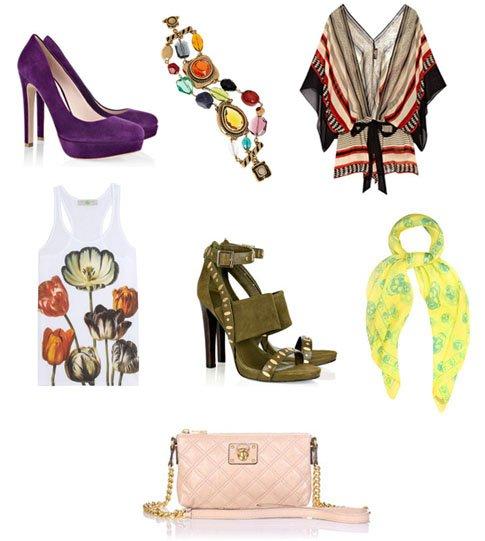 Mode, un avant-goût du printemps-été 2011