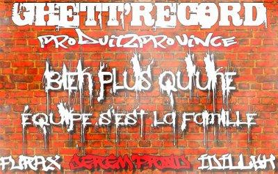 Ghett'Record!!!!