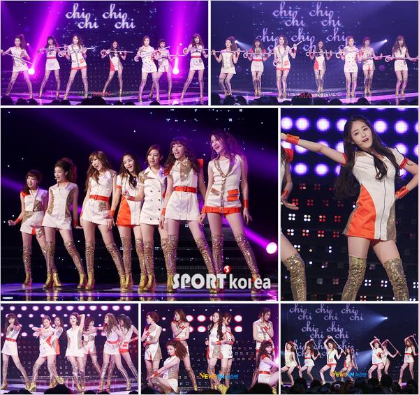 CHI CHI - Rainbow • 21 JUILLET 2011