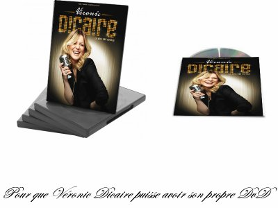 veronic dicaire dvd