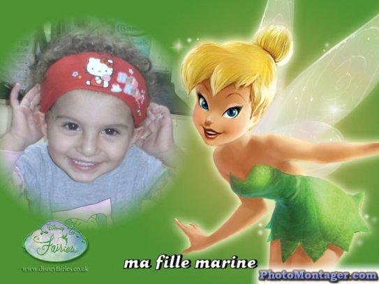 ma petite princesse marine