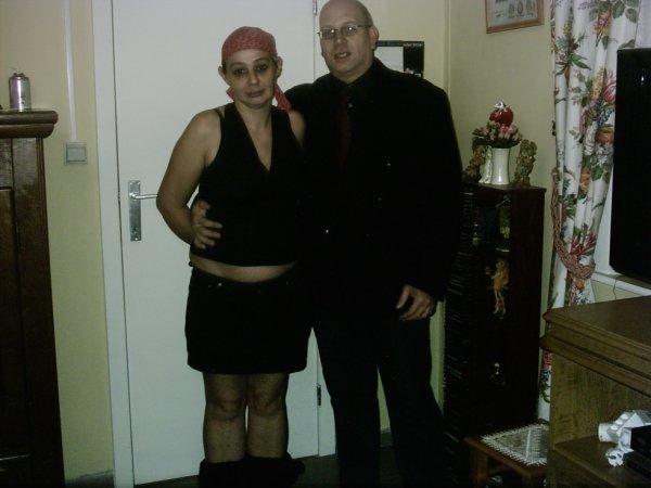 moi et mon homme a noel