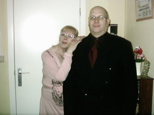 ma belle maman et mon homme