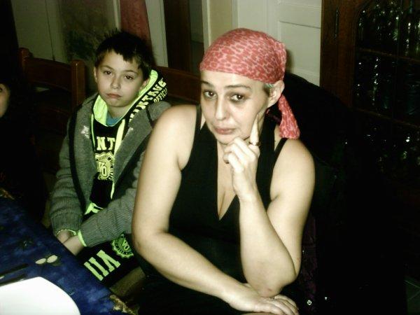 mon fils nicolas et moi