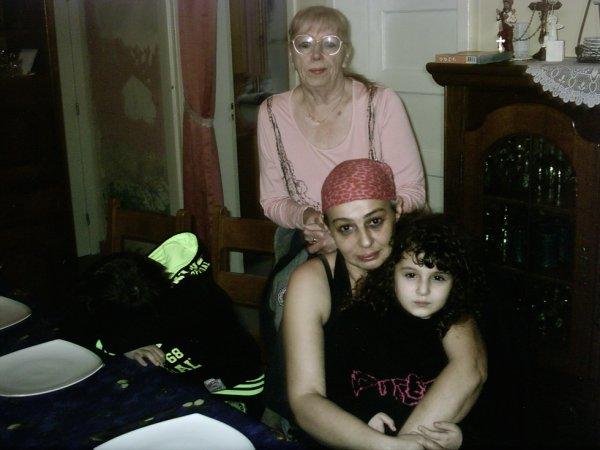 ma belle maman moi et ma fille marine