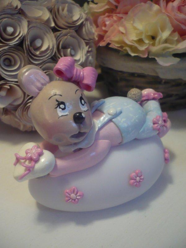 porcelaine froide veilleuse enfant