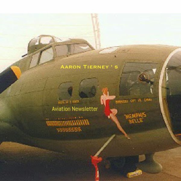 Aaron Tierney 's Aviation Newsletter