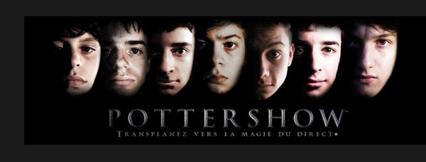 INTRODUCTION A MON BLOG SUR LE POTTERSHOW