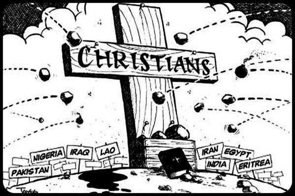 Pétition pour les chrétiens d'Orient
