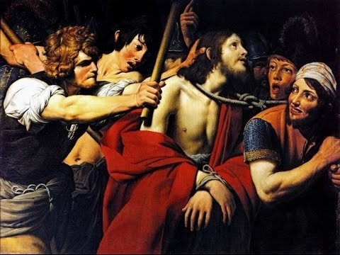 Rameaux... L'évangile de la Passion (Marc 14,1 à 15,47)