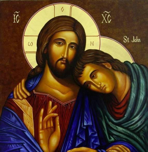 St Jean et le Christ
