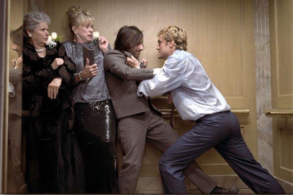 J'adore Huckabees  [Jason Schwartzman,Mark Wahlberg,Dustin Hoffman,Jude Law,Naomi Watts,Isabelle Huppert,Lily Tomlin,Isla Fisher,Shania Twain]