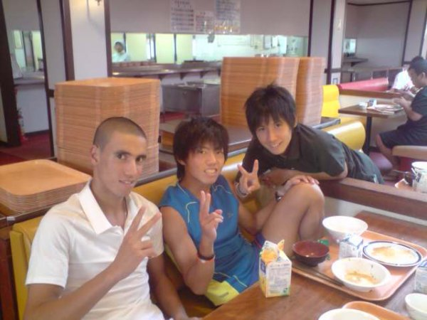 voila cest me avec mes amis in japan