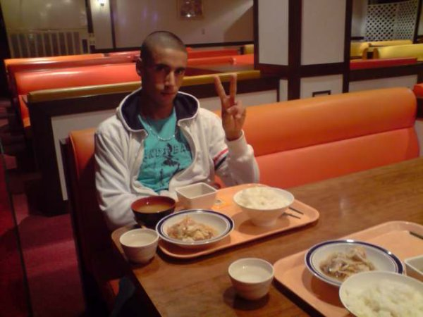 mido in resto au japan dinner