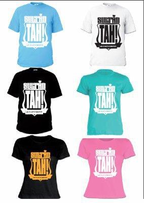 T Shirt Disponible!