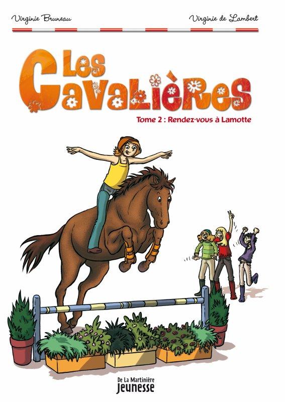 Le tome 2 des Cavalières est terminé !