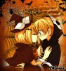 rin and len trick or treat