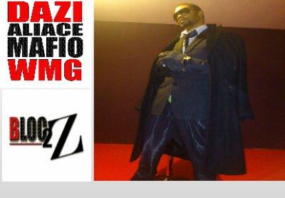 BLOC 2Z SAIT DAZI aliace MAFIO WMG -L'AMERTUME