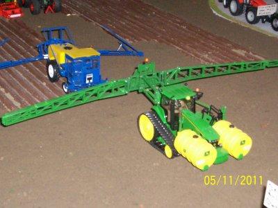 VISITE CHEZ AGRITOYS BELGIQUE EX PO DU 5 ET 6 NOVEMBRE 2011