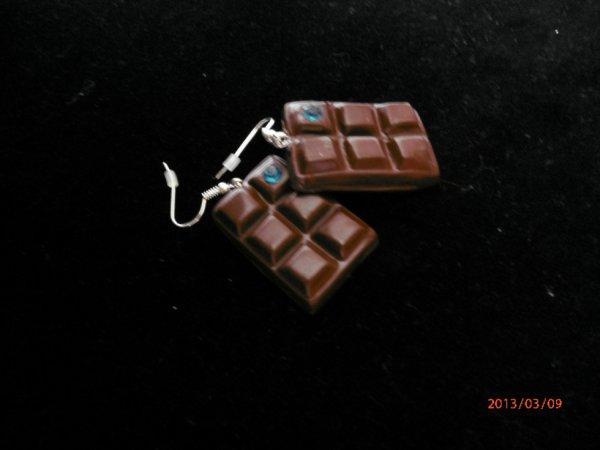 BO tablette de chocolat