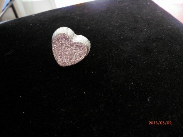 bague coeur