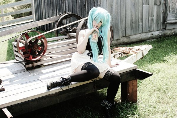 Miku Killer Lady ♥