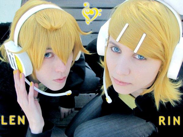 Rin & Len Kagamine partie 2 !!