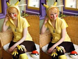 Pikachu !!! ♥