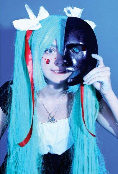 Miku Pierrot !