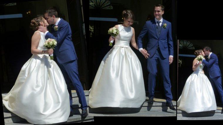 TOUS MES VOEUX DE BONHEUR AUX JEUNES MARIES