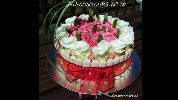 VIDEO JEU-CONCOURS N° 18   GÂTEAUX