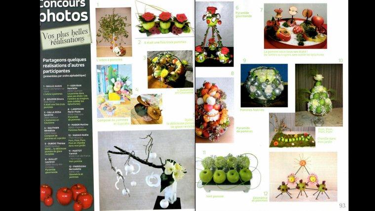 La revue atelier floral N° 41 est sortie
