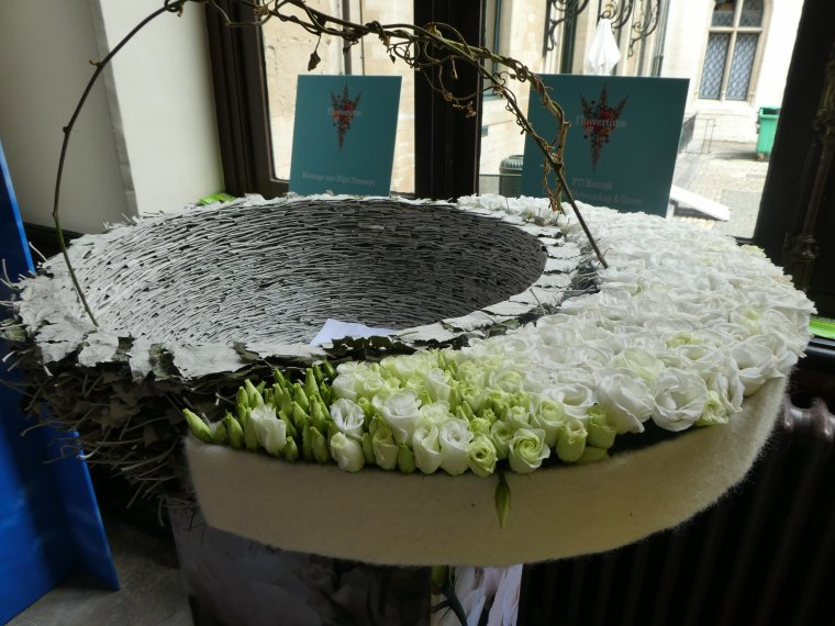 FLOWERTIME BRUXELLES 2017