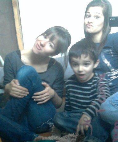 Maheva , Raphael , Tiphanie