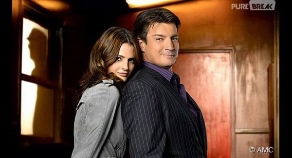 Castle et Beckett