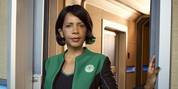 [Penny Johnson Jerald] The Orville arrive ce soir en France!