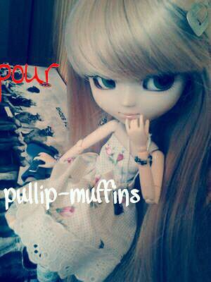 Pour pullip-muffins