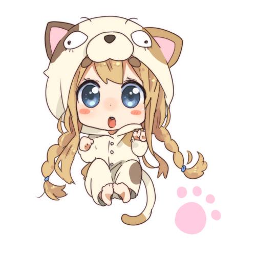 dessin manga chien