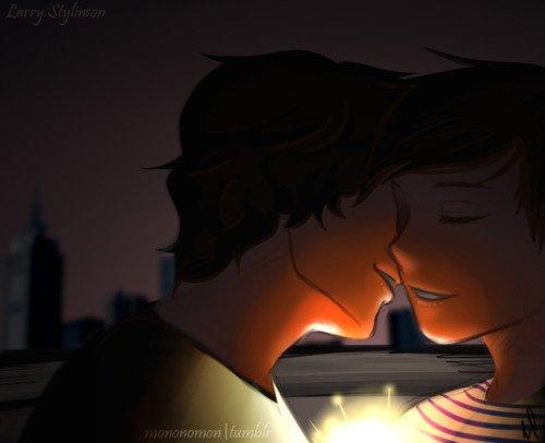 """I think I Love Him"" : Chapitre 7"