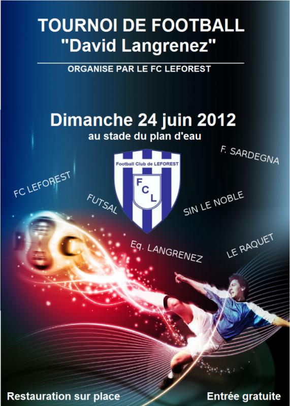 Tournoi 2012