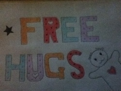 *+Free Hugs+*
