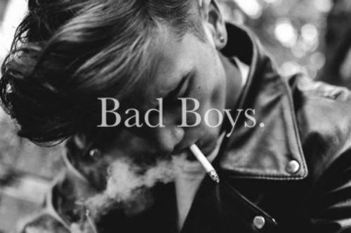 j'adore les badboys !!