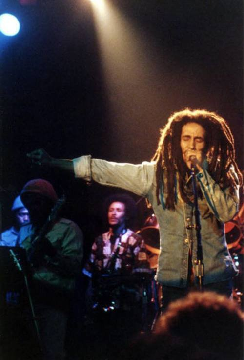THE KING OF REGGAE